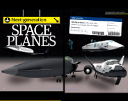 Spaceplanes feature