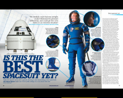 Spacesuits feature